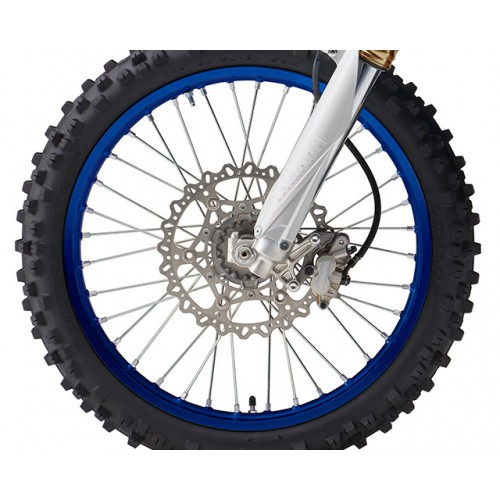 Proven braking performance